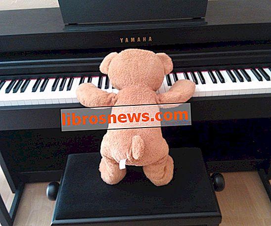 Cómo tocar piano y canciones de piano fáciles para principiantes