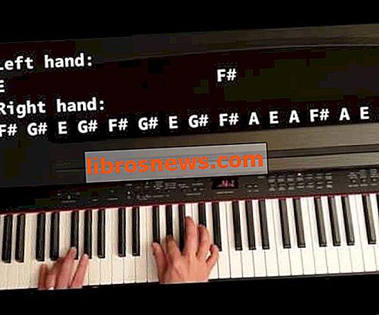 Comment jouer quelqu'un comme vous au piano - Facile
