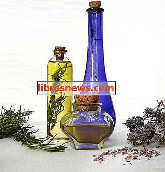 Cómo hacer aceite infundido