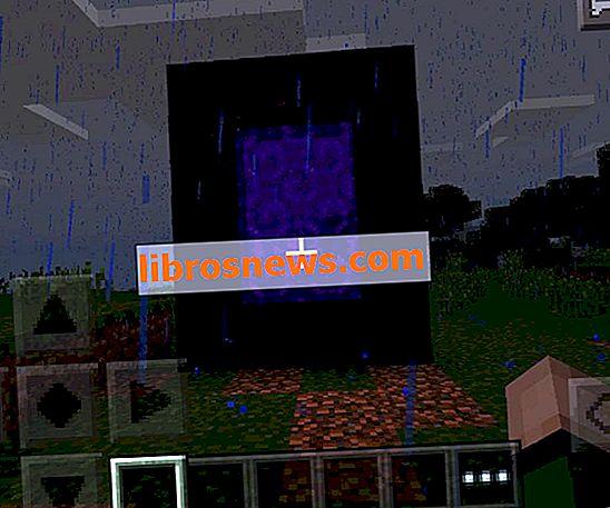 Comment créer un portail Nether dans Minecraft