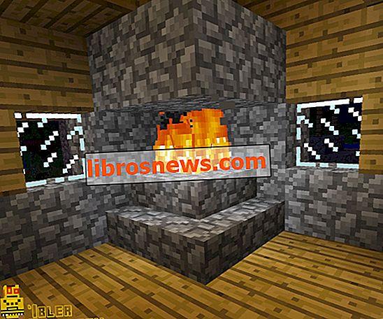 Cómo hacer una chimenea que no queme tu casa en Minecraft
