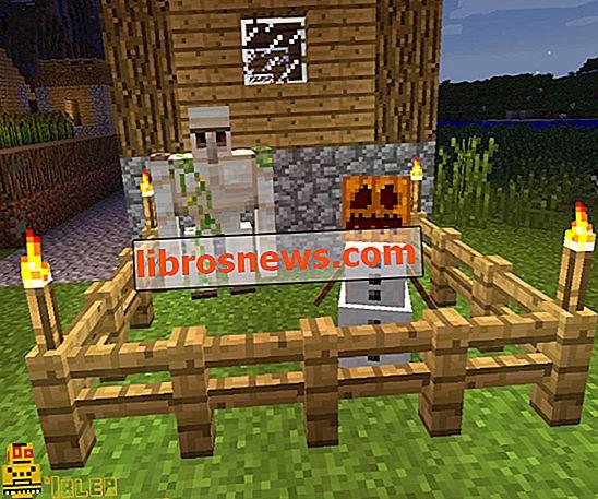 Minecraft'ta Golemler Yapmak
