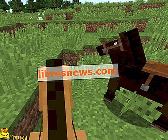 Cómo montar un caballo en Minecraft