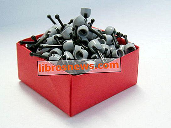 Boîte Origami Classique