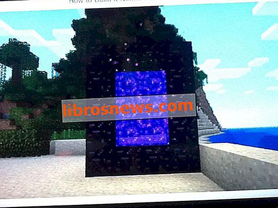 Minecraft'ta bir Nether Portalı Nasıl Yapılır