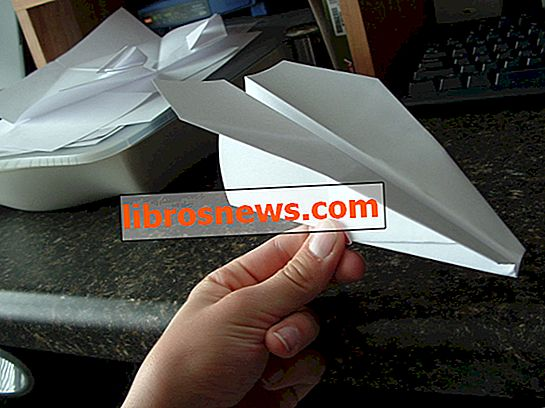 Comment faire du meilleur avion en papier le Harrier