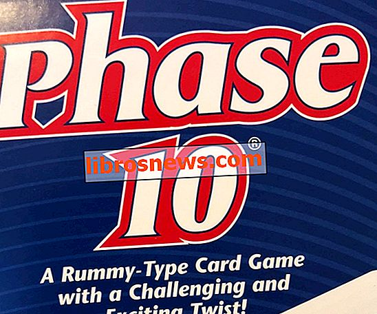 Wie man Phase 10 spielt