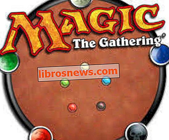Comment jouer: Magic the Gathering