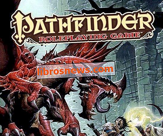 Crear un personaje usando el sistema de juego de roles Pathfinder