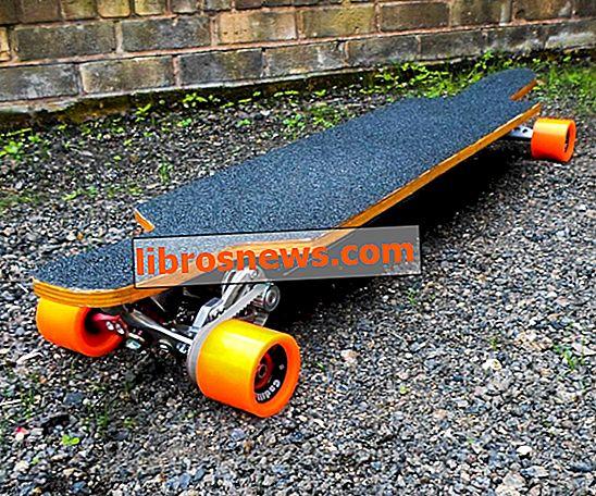 Skateboard Listrik DIY