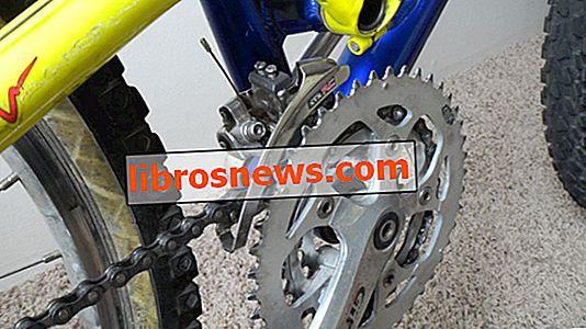 Cómo ajustar correctamente el cambio delantero en su bicicleta