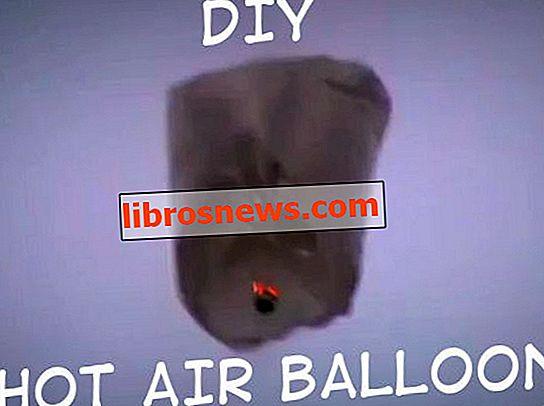 DIY Heißluftballons