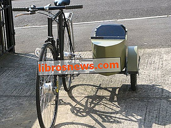 Construye un sidecar de bicicleta