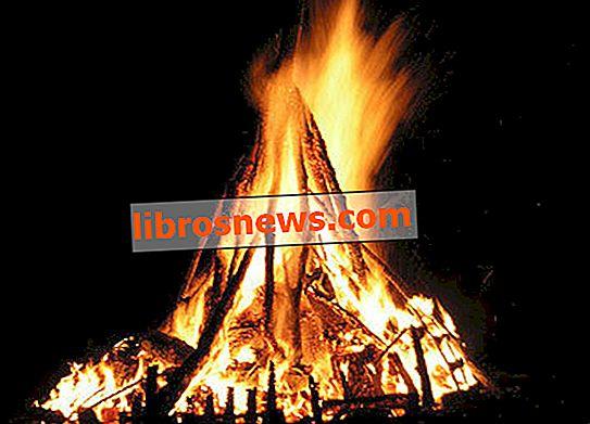 7 Methoden zum Starten des primitiven Feuers