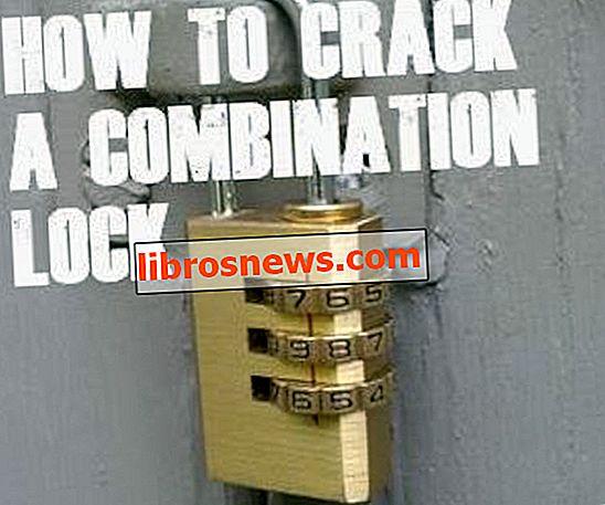 COME CRACKARE QUALSIASI BLOCCO DI COMBINAZIONE IN SECONDI