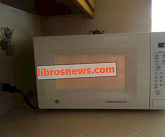 Come riparare un forno a microonde