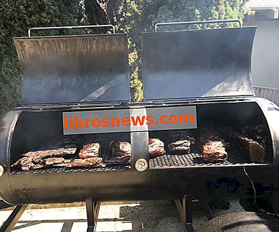 Costruisci un fumatore professionista di barbecue