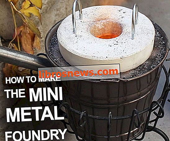 Come realizzare la Mini Metal Foundry