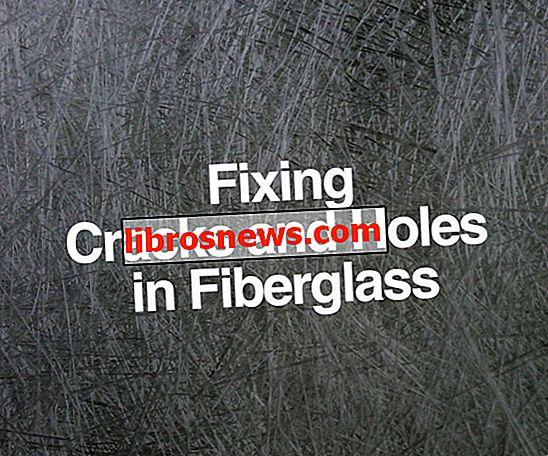 Memperbaiki Fiberglass