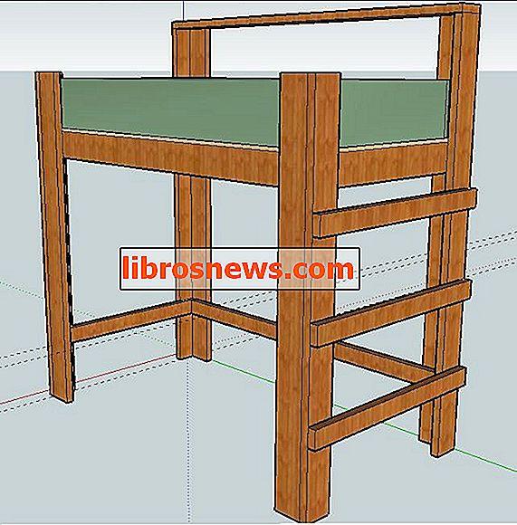 Lits mezzanine