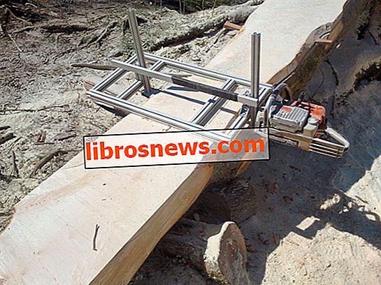 Kettensägenmühle bauen, verwenden & Tipps N Tricks