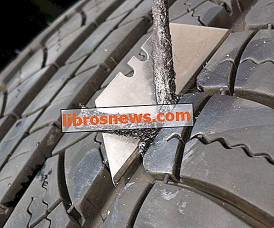 Comment brancher un pneu