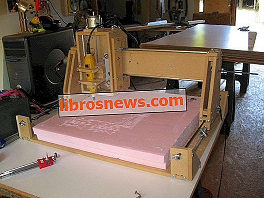 Cómo hacer una máquina CNC de tres ejes (de forma fácil y económica)