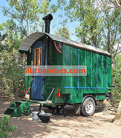 Construire un wagon gitan