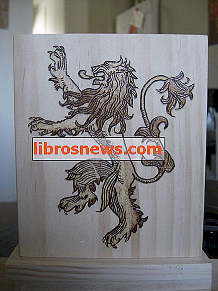 Pyrography, atau How to Wood-Burn Art