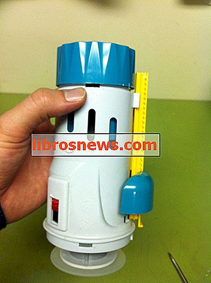 So beheben Sie undichte Wasser Ridge Dual Flush Toilette von Costco