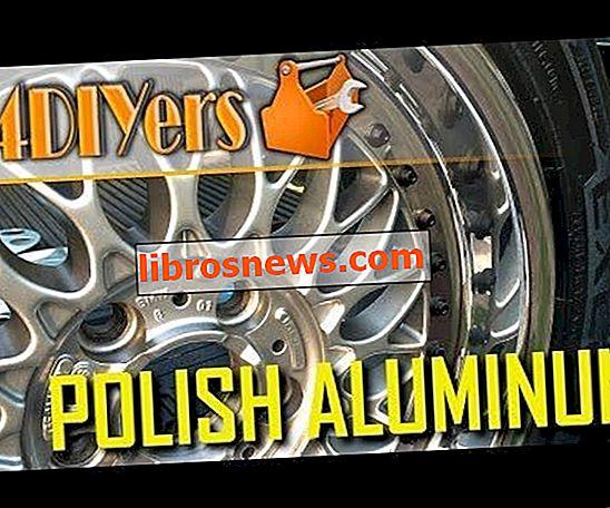 Wie man Aluminium wie einen Spiegel poliert