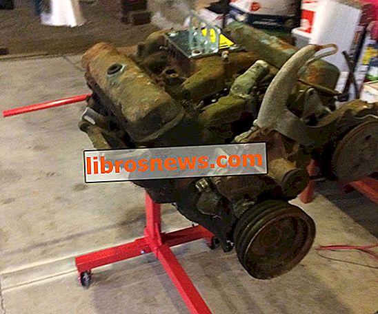 Panduan Permulaan untuk Membina Semula Enjin