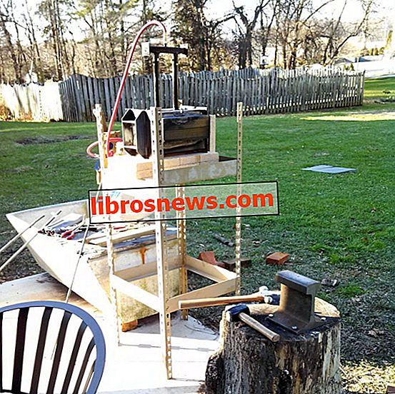 Mulai Blacksmithing