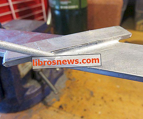 Cómo soldar aluminio.