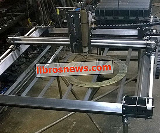 Table plasma CNC