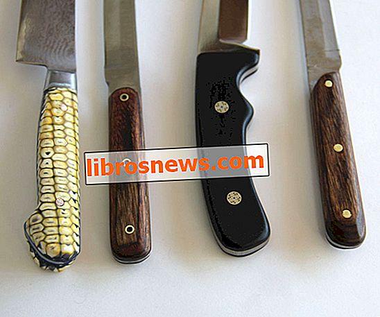 Machen Sie einen benutzerdefinierten Messergriff