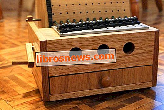 Costruisci un carillon meccanico programmabile