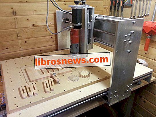 Aufbau eines CNC-Fräsers