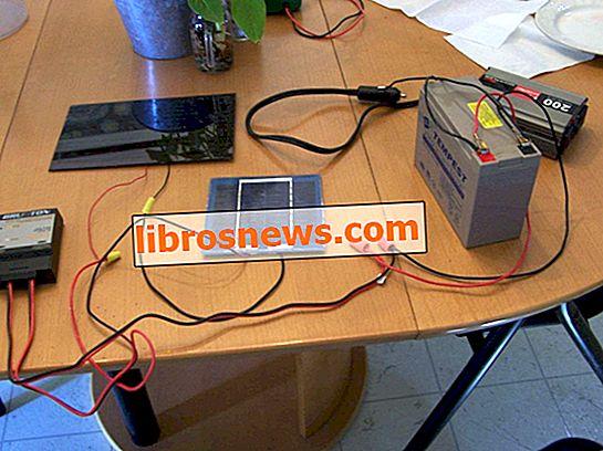 Presa AC110-120V a energia solare