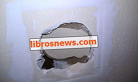 Cara Memperbaiki Lubang di Dinding