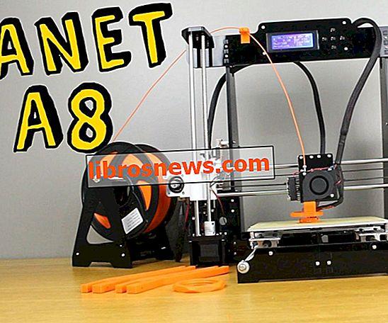 Beginnersgids voor 3D-printen - Anet A8 DIY 3D-printerset